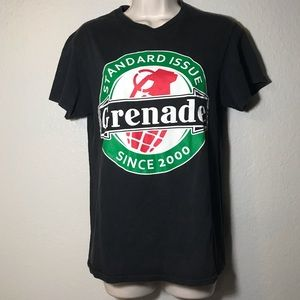 Grenade standard issue grenade since 2000 Tee